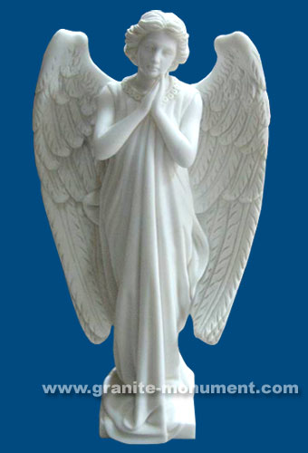 Cemetery Angel Statue Marble Sculpture Angel Sculptures